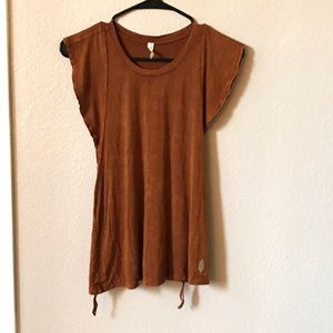 Free People movement top size S